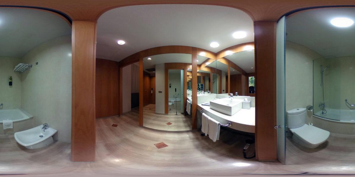 Bathroom 229 of Hotel SB Ciutat de Tarragona