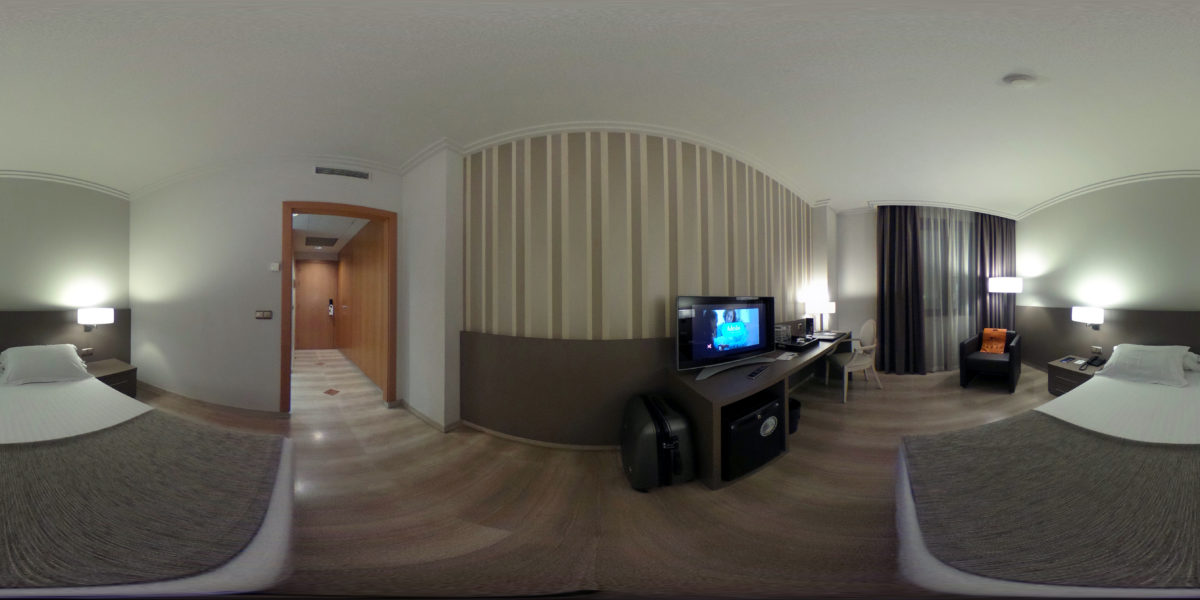 Room 229 of Hotel SB Ciutat de Tarragona